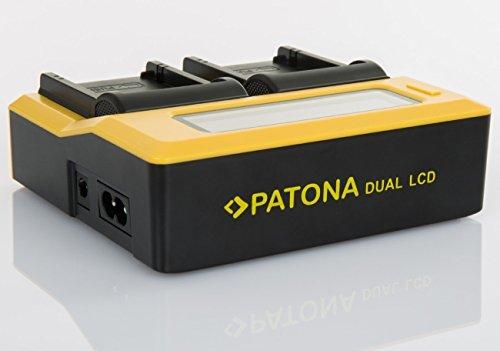 NEX- RX10 II USB DSLR- lista! Cavo USB micro incluso per Sony NP-FW50 6300 Alpha 5100 Batteria 6500 6000 IV Caricabatteria doppio Compact v III SLT- ILCE/…