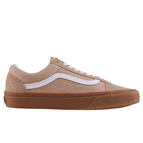 Beige Mixte Chaussures Skool Running De Vans Adulte Old Sesamegum qCgwUU