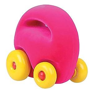 Rubbabu 36189 - Peluche con Texto Mascot Car Grabem