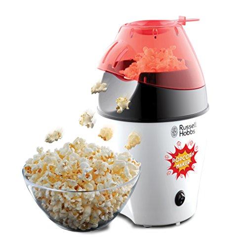 Russell Hobbs Fiesta Popcornmaschine 24630-56/Heißluft Popcorn Maker für...