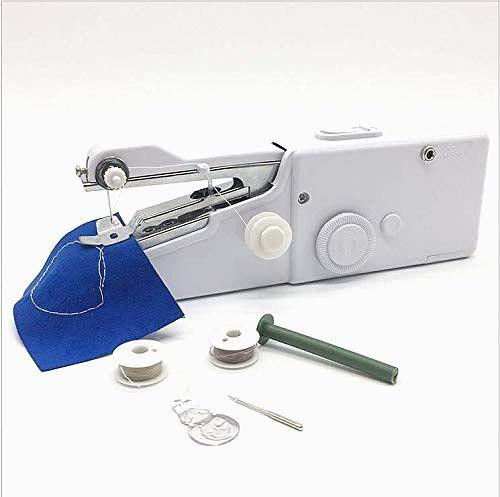 Snner Mini máquina Coser portátil Bolsillo nitrógeno