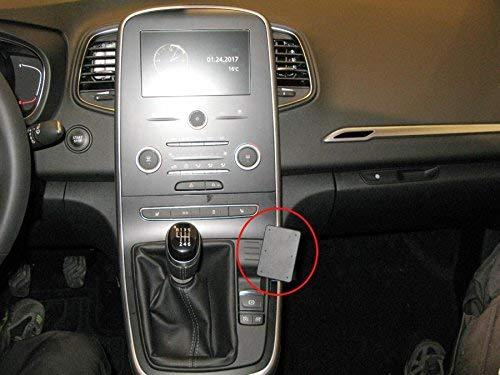 negro Tsumbay Soporte para tel/éfono de coche con fijaci/ón autom/ática fuerte para tel/éfonos inteligentes de 3 a 6,5 pulgadas