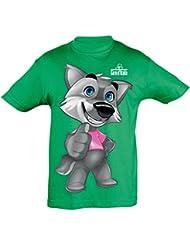 Giro Kinder Wolfie T-Shirt