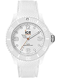 Ice-Watch, Ice Sixty Nine White, Orologio Bianco Unisex, Con Cinturino In Silicone - 013617 (Large)