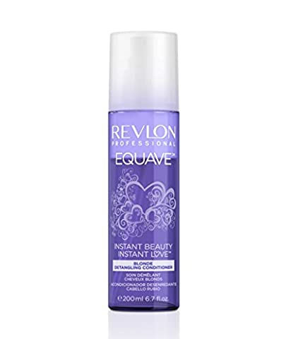 Cheveux Blancs Vaporiser - Revlon Equave Instant Beauty Conditionneur Démêlant pour