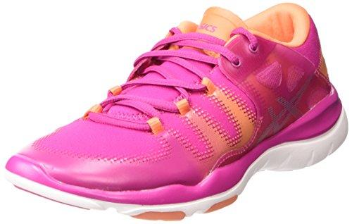 Asics Gel-Fit Vida, Damen Outdoor Fitnessschuhe, Pink (Berry/Silver/Melon 2193), 40 EU