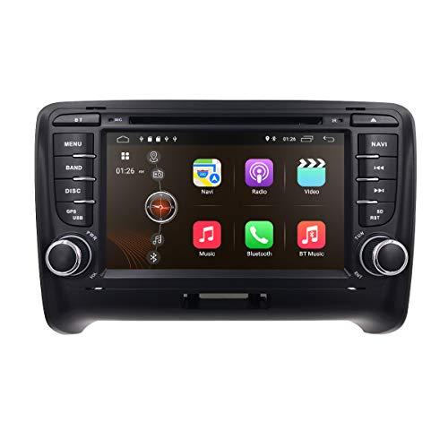 Android 8.1 OS 7 Pulgadas 2 DIN Car Radio estéreo