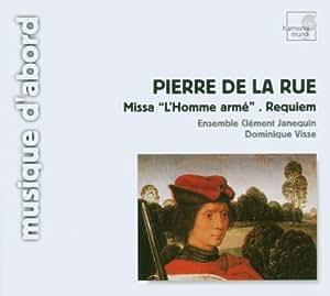 "Missa ""l'Homme Arme""/Requiem"