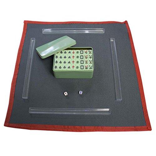 LI JING SHOP - Mini Mahjong casero   mano que friega pequeño turismo  Creativo Tamaño portable e4912f8bd1a