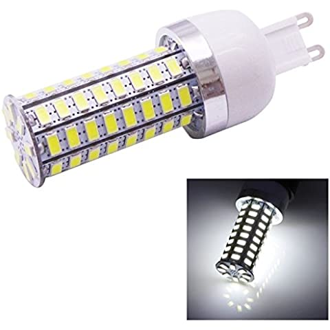 G9 6.0W Luce Fredda Light 520LM 72