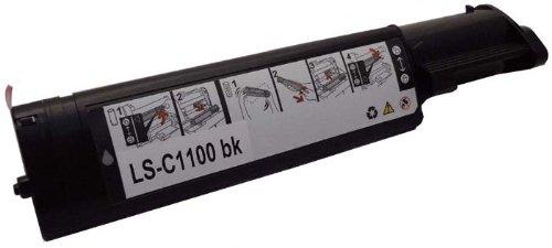 Toner black kompatibel für Epson Aculaser C1100