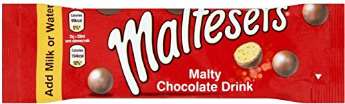 Maltesers Malty Hot Chocolate (25 g) - Packung mit 6