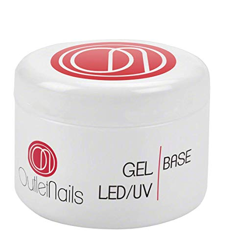 UV Gel Base 30ml uñas gel - Gel Base máxima fijacion