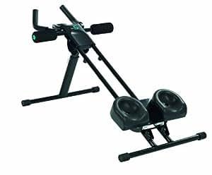 TV Top Ventes 02678 Fitmaxx 5 Appareil abdominaux pour fitness, noir