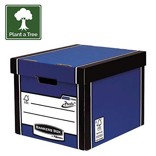 Fellowes Bankers Box Premium - Caja contenedora archivos