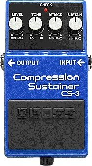 BOSS CS-3 エフェクターセット付