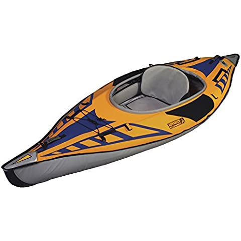 Advanced Elements AE1017-O - Kayak hinchable, color naranja
