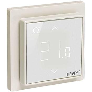 digital thermostat programmierbarer temperaturregler led screen fussbodenheizung heizk rper. Black Bedroom Furniture Sets. Home Design Ideas