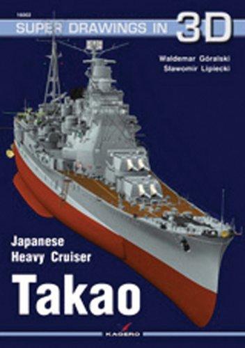 Takao (Super Drawings in 3D) por Waldemar Goralski
