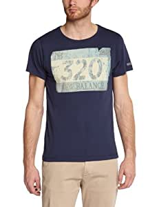 New Balance T-Shirt homme Bleu Marine S