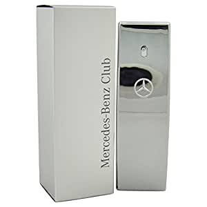Mercedes-Benz Club Eau de Toilette Natural Spray 50 ml