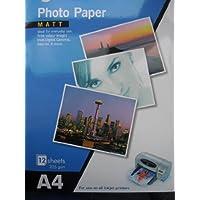 Toutes les tailles de Papier Photo mat-Toile pour imprimante jet d