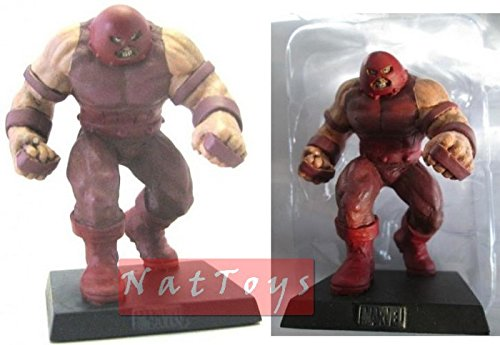 Promo Marvel Special Rare Lead Figure JUGGERNAUT Eaglemoss Collection 3D