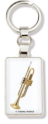 Schlüsselanhänger–Thema Trompete