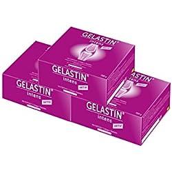 GELASTIN intens Aktiv, 3-Monatspackung (90 x 24g), FORTIGEL Gelenk-Collagen, Waldfrucht