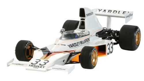 Tamiya 300012049 - 1:12 Yardley McLaren M23 1974