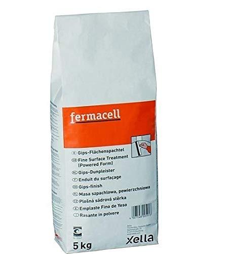 Fermacell Fugenspachtel, Füllung-Dichtungen Faserplatten Gipsputz Füllspachtel, 5 kg