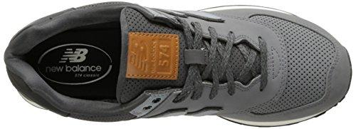 New Balance 574v1 Core Plus, Baskets Mode Pour Homme Parent Taille Unique Castlerock/Magnet