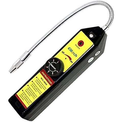WJL-6000 Testers Corrector Detector de Aire Gas Refrigerante Halógenos Fugas de Automóvil