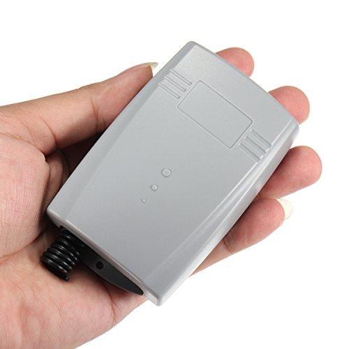 C-FUNN 12-24V DC/AC Universal 2-Channel Receiver 433 92 MHz Código Fijo De  Laminación Remota
