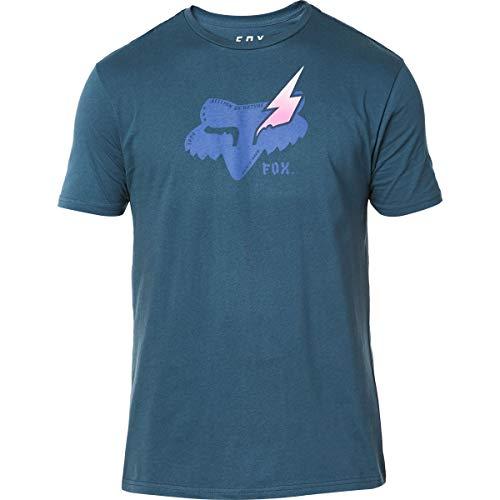 Fox Hellion Premium T-Shirt Spring 2019 Navy - Fox Navy T-shirt