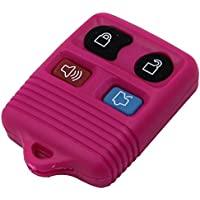 4 pulsanti telecomando Keyless Entry per Ford Explorer Lincoln Mercury Key Shell Case...