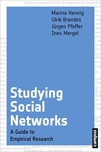 Studying Social Networks: A Guide to Empirical Research (Analyse Sozialer Die Netzwerke)