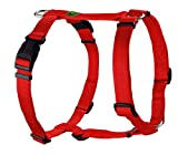 Hunter Hundegeschirr Vario Rapid, S, rot, Nylon