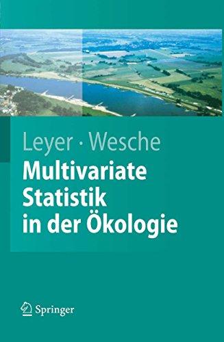 Multivariate Statistik in der Ökologie: Eine Einführung (Springer-Lehrbuch)