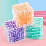 loonBonnie 3D Maze Ball Rotation Cube Professional Speed Rubik Puzzle Cube Juguete para niños