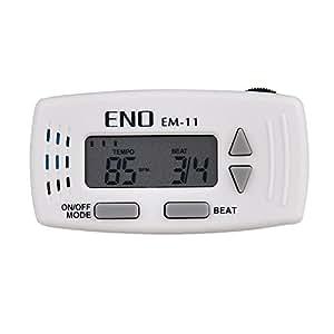 ENO Mini Music Clip Digital Metronome LCD Display High Quality EM-11