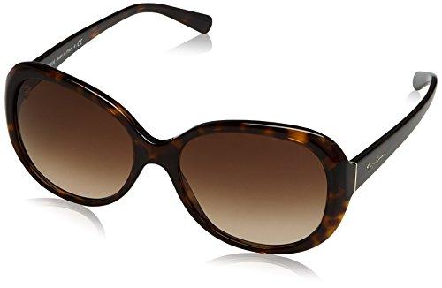 Armani Damen AR8047 Sonnenbrille, Braun (Brown 502613), One size (Herstellergröße: 56)