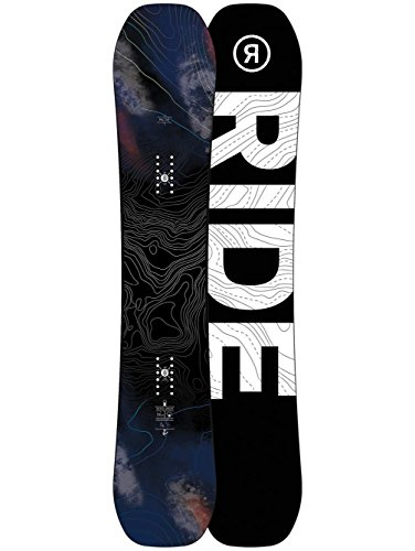 Ride Herren Freeride Snowboard Berzerker 156 2018 (156cm Snowboard Freeride)