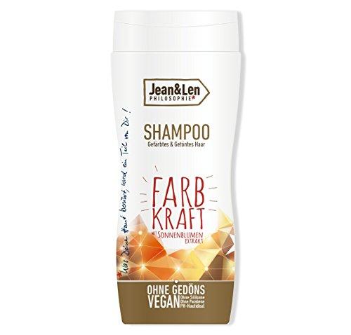 Jean & Len Shampoo Farbkraft, 230 ml
