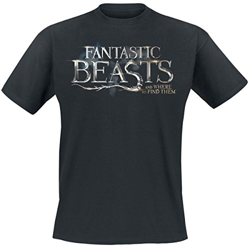 Fantastic Beasts and Where to Find Them -  T-shirt - Uomo Black XX-Large