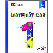 MATEMATICAS 1 (1.1-1.2-1.3) AULA ACTIVA: 000003 - 9788468220284