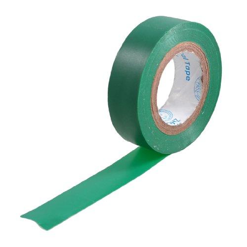 17mm breit Isolierung selbstklebend Isolierband grün 10m 32,8Ft