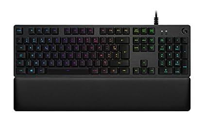 Logitech G513 - Teclado mecánico para Gaming co...