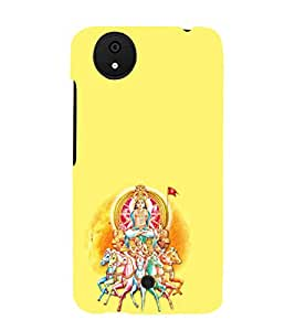ifasho Designer Phone Back Case Cover Micromax Canvas Android A1 AQ4501 :: Micromax Canvas Android A1 ( I Love Chattisgarh Blue Wood Look )