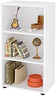 Artany Clean 450X812 Bookcase, White - H 81,2 cm x W 45 cm x D 30 cm